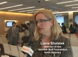中美绿色消费论坛在世界银行举行 8