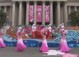 国家樱花节游行在首都华盛顿举行 #2