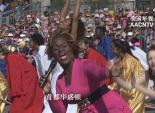 国家樱花节游行在首都华盛顿举行