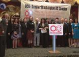 华府地区美华协会举办40周年晚宴 OCA - DC 40th Annual Gala