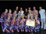 GMU 北京杂技团美国表演在喬治梅森大學藝術中心