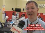 愛心捐血活動     五校校友熱心參與