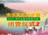 中华文化大乐园 2014