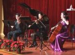 华府地区阳光保健养生中心举办首次圣诞音乐会2014