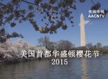 美国首都华盛顿樱花节 2015