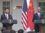 奥习白宫举行记者会分歧领域 坦诚交谈,网络安全达成共识