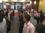 中国东方歌舞团《国色》与华盛顿舞蹈爱好者及粉丝们共度晚餐