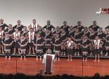台湾原声童声合唱团 在华盛顿演出 我们可以改变世界