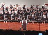 台湾原声童声合唱团 在华盛顿演出 The First Noel