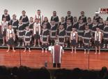 台湾原声童声合唱团 在华盛顿演出 We are Singing for the Lord is Our Light