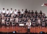 台湾原声童声合唱团 在华盛顿演出 那双看不见的手