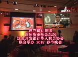 世界银行集团 国际货币基金组织 泛美开发银行华人职员协会 联合举办 2018 春节晚会