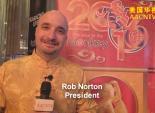 采访Maryland Live Casino 赌場董事长-Rob Norton及帕波基妮大使夫人